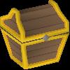 Mahogany prize chest built